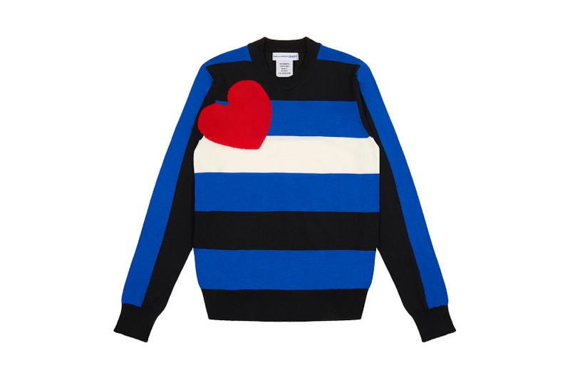 COMME des GARCONS x Vetements Gay Lesbian and Fetish Sweater Collection