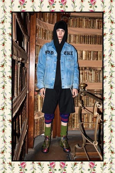 Gucci 2017 Pre Fall Lookbook Alessandro Michele