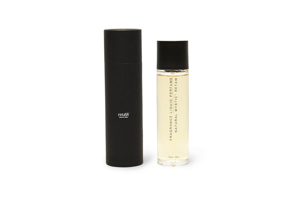 """retaW Releases """"Natural Mystic"""" Perfume at THE PARK・ING GINZA"""