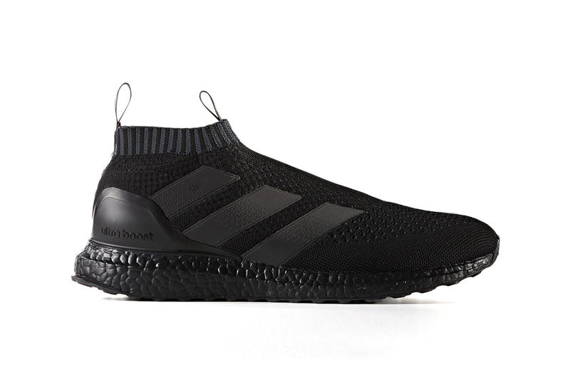 dd80c5cd550d7 adidas ACE16+ Ultra Boost in Triple Black