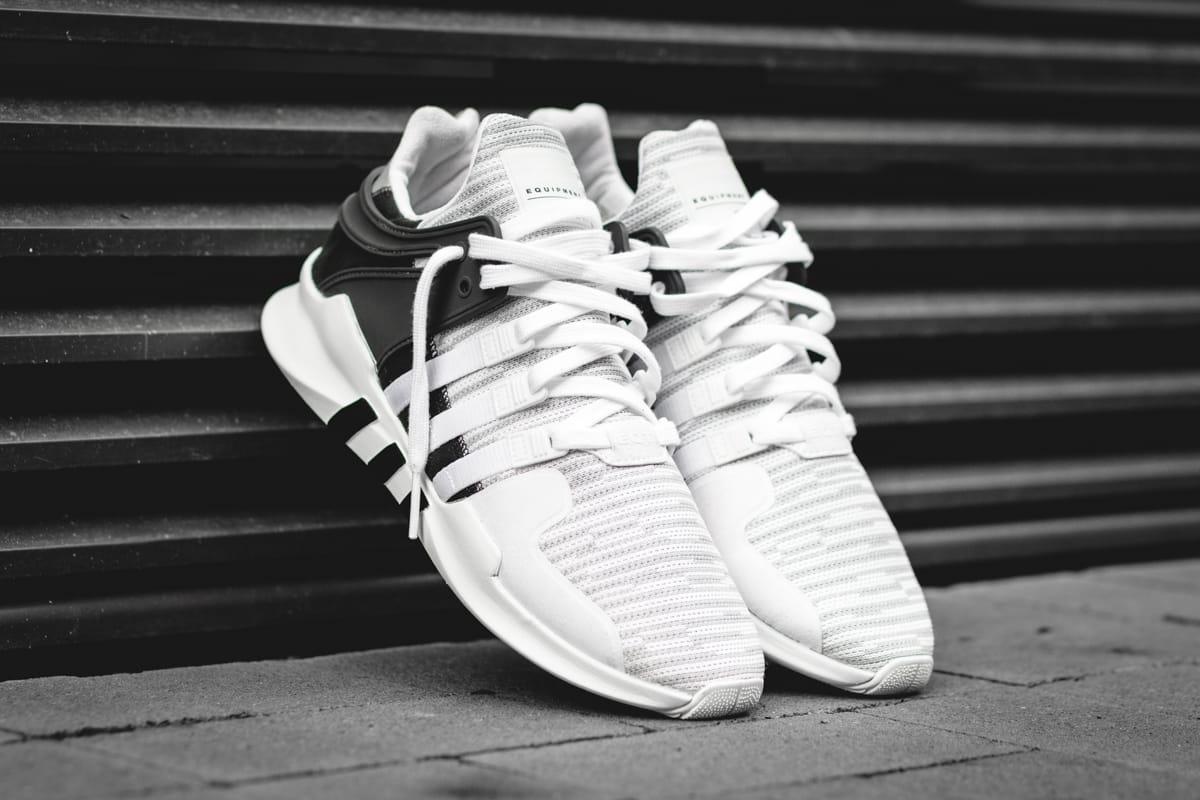 adidas eqt support adv white
