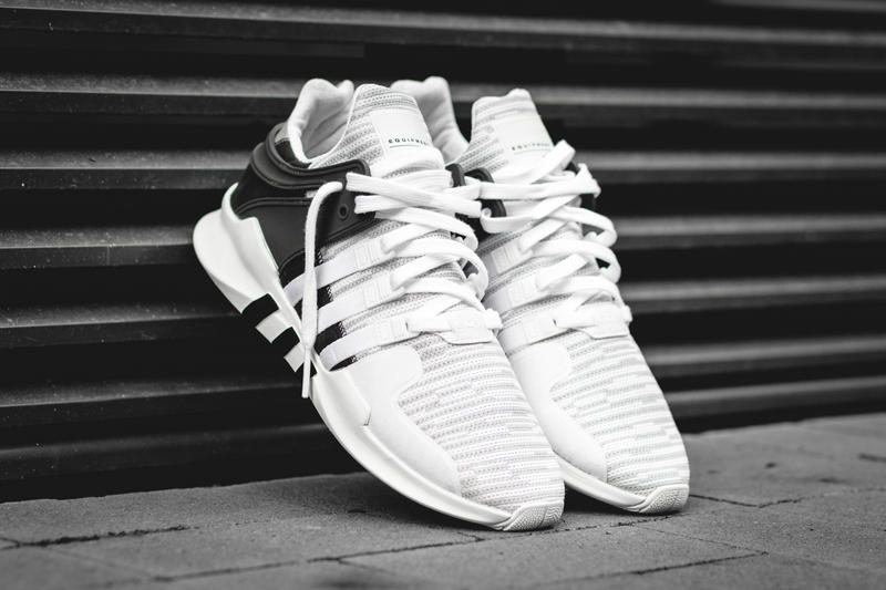 adidas EQT Support ADV in White  b5838e5d5e8f