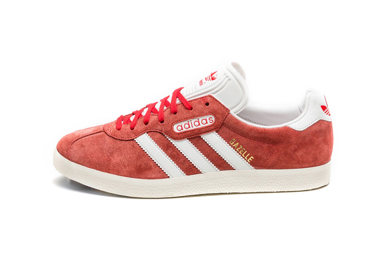 23368786353e adidas Will Release the Gazelle Super Retro in Two OG-Inspired Colorways  for 2017