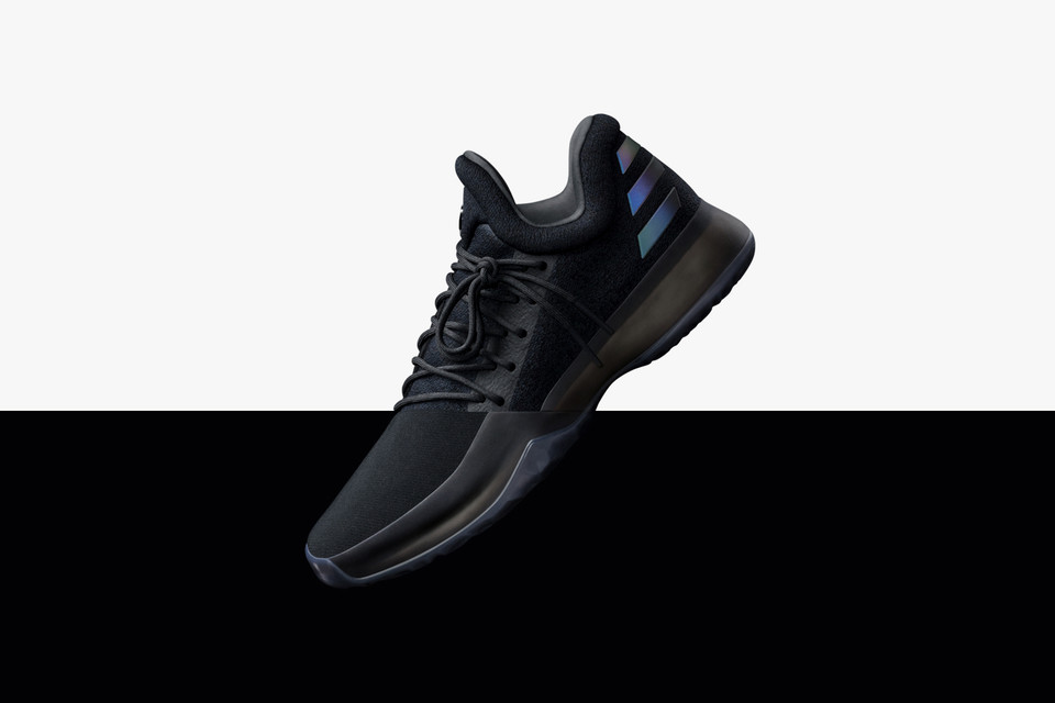 b003a662b141 adidas Unleashes the James Harden Vol. 1