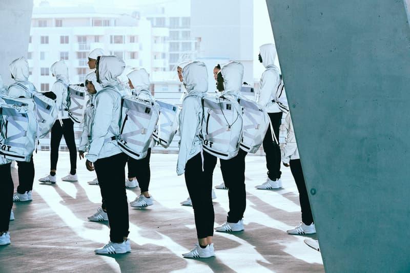 adidas Originals EQT Support ADV Reflective Art Basel 2016