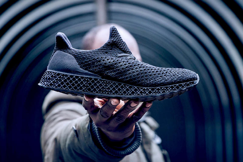adidas Exclusive 3D Runner Futurecraft