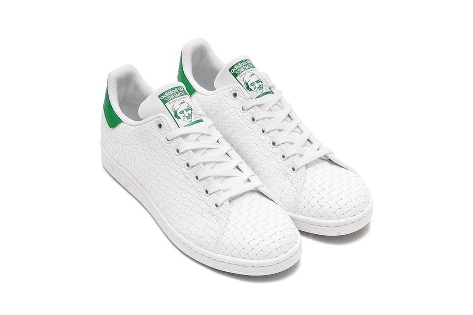 80f22c240ea6c adidas Originals Stan Smith Woven Pack