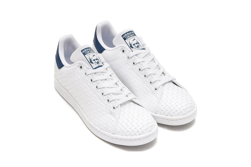 adidas Originals Stan Smith Woven Pack Blue Green White