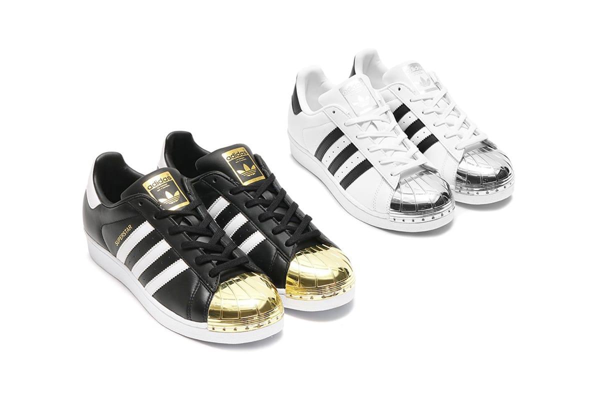 adidas Superstar Metallic Toe | HYPEBEAST