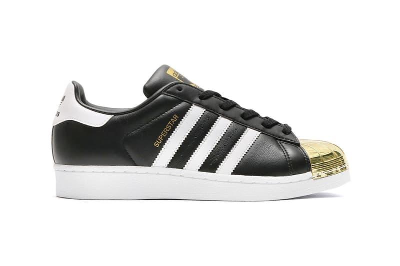 adidas Originals Superstar Gold Silver Toe Metallic Shelltoe
