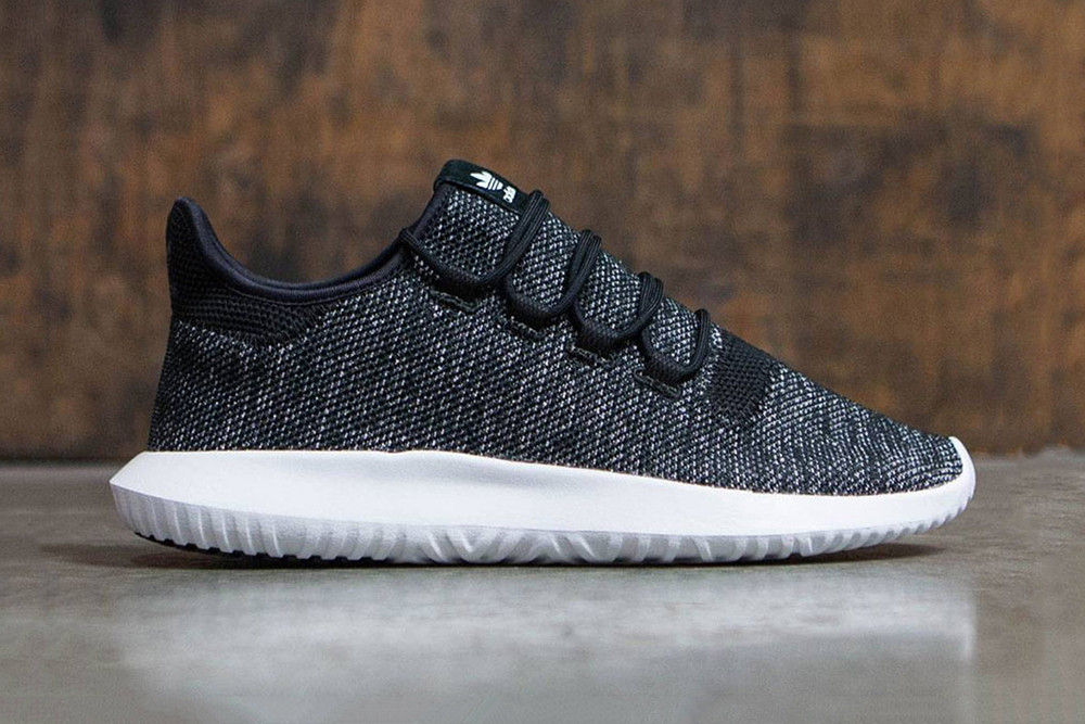Adidas Tubular Shadow Knit Drops In Black Hypebeast