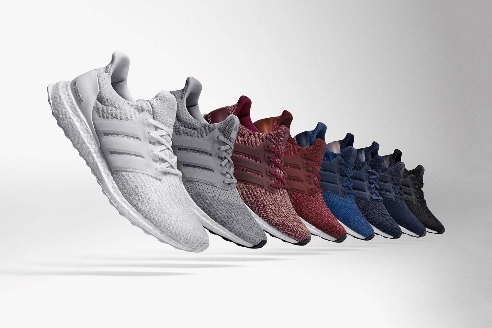 adidas ultra boost 3.0 all white