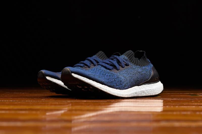 adidas UltraBOOST Uncaged Sneaker in Navy