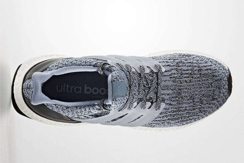 adidas UltraBOOST 3.0 Light Grey Oreo