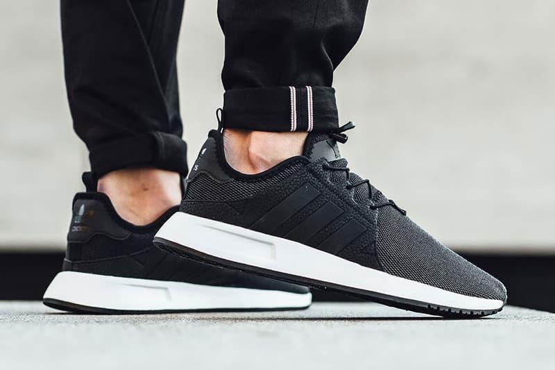 adidas X plr Sneaker Gets A Core Black Colorway  2e151072091