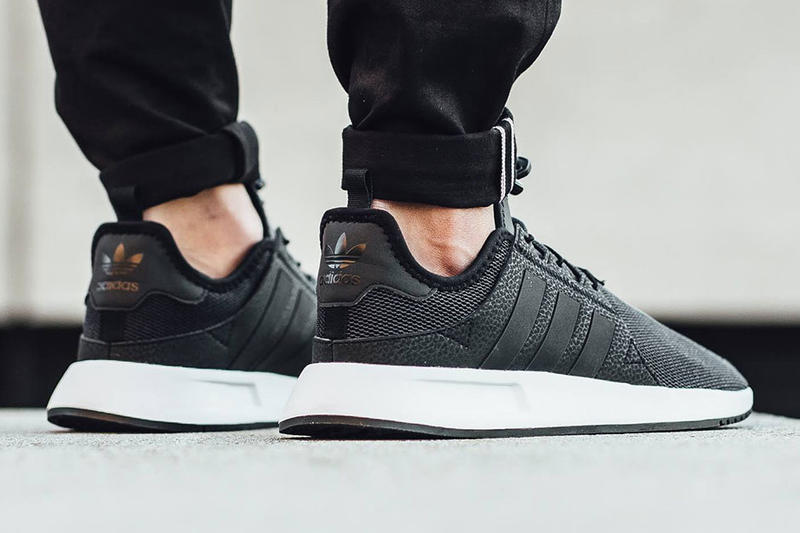 finest selection 9c0db fb06b adidas X plr Sneaker Gets A Core Black Colorway | HYPEBEAST