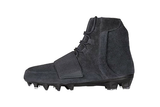 cac23436c5a adidas Has Officially Revealed a Black Colorway of Its YEEZY 750 Cleat