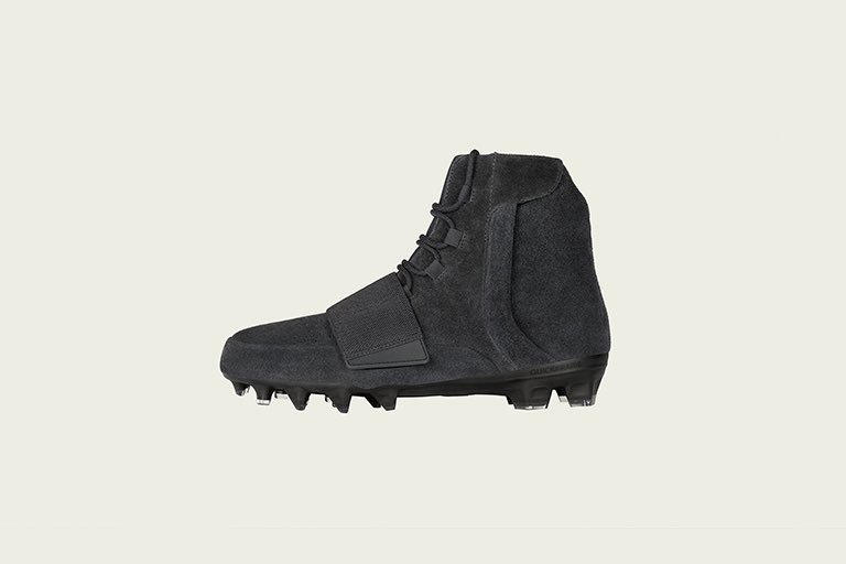 5e9e32629bb adidas Has Officially Revealed a Black Colorway of Its YEEZY 750 Cleat
