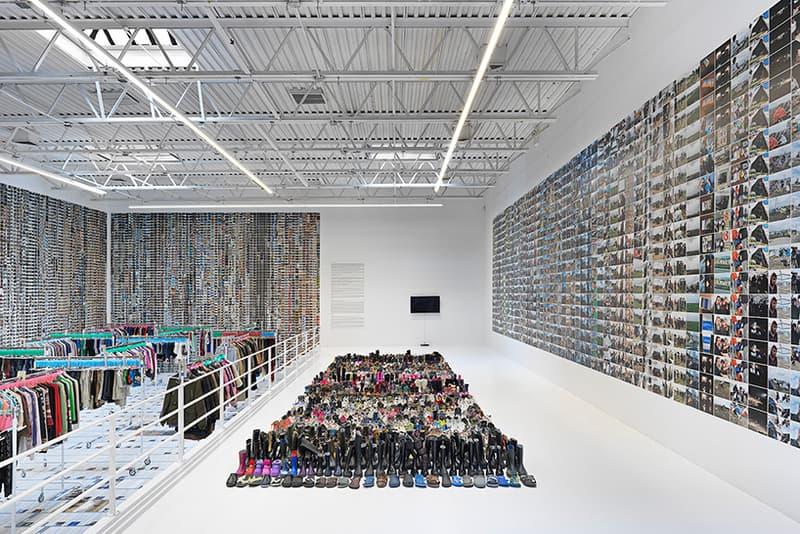 Ai Weiwei Laundromat Refugee Crisis Europe
