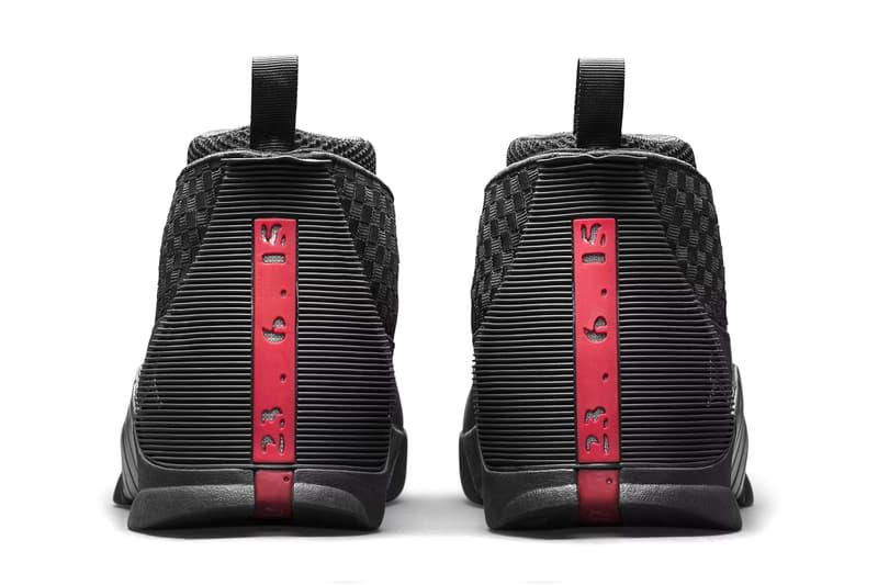 Air Jordan 15 Stealth Colorway