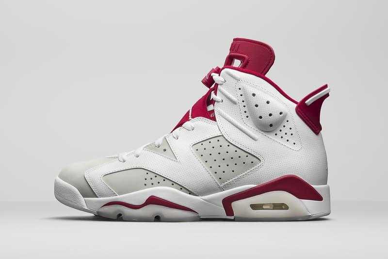 Air Jordan 6 Alternate