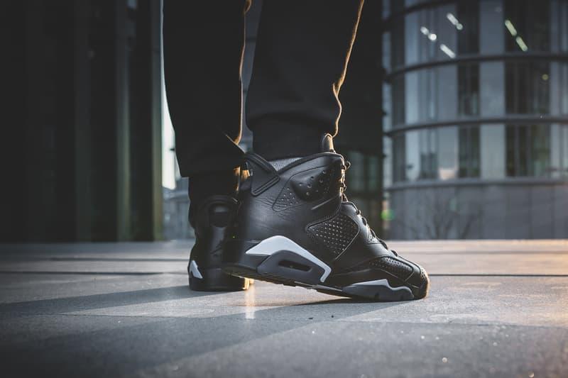 Air Jordan 6 Black Cat