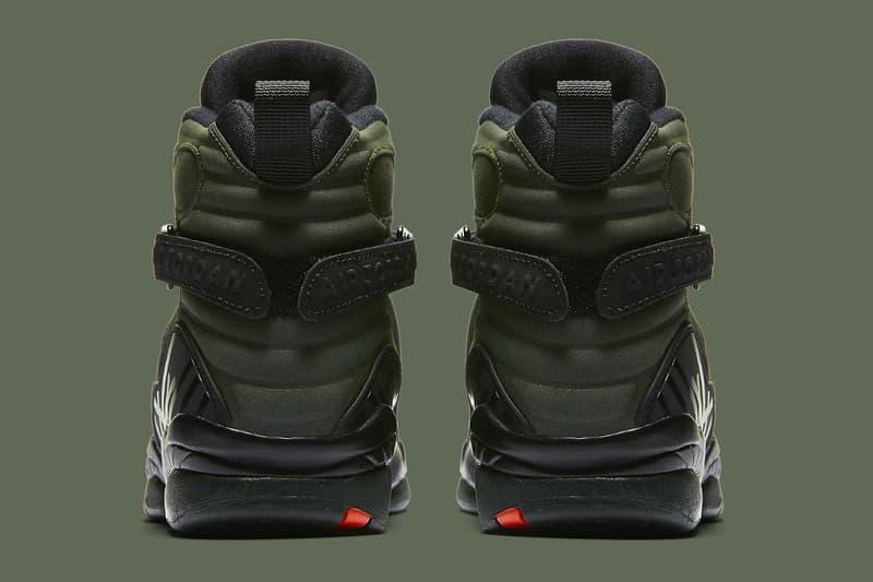 Air Jordan 8 UNDFTD