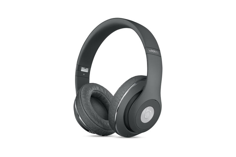 "972e29f8016 Alexander Wang x Beats Studio Wireless ""Dove Gray"" Headphones ..."