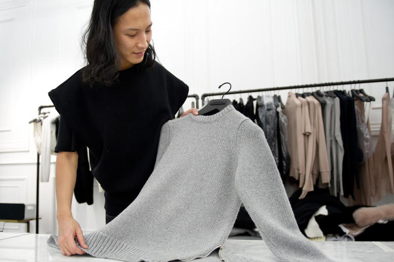 Alexander Wang Merge Menswear Labels 2017
