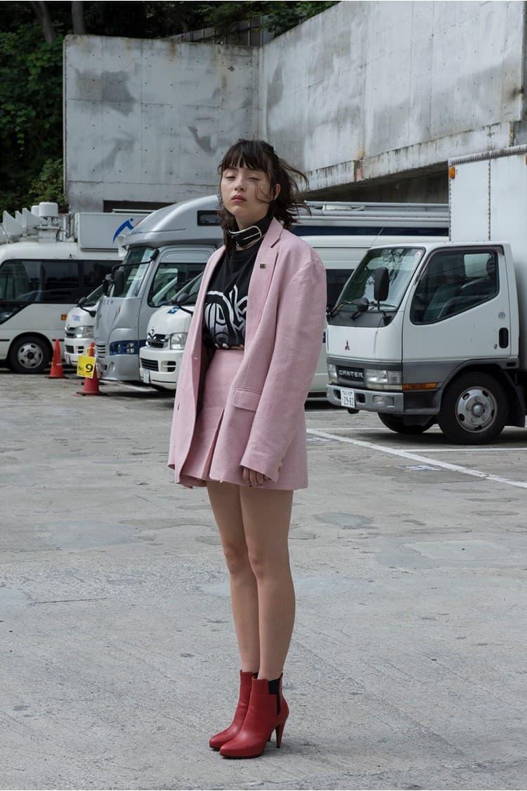 ALLEGE 2017 Spring Summer Collection Lookbook Ryo Yamaguchi