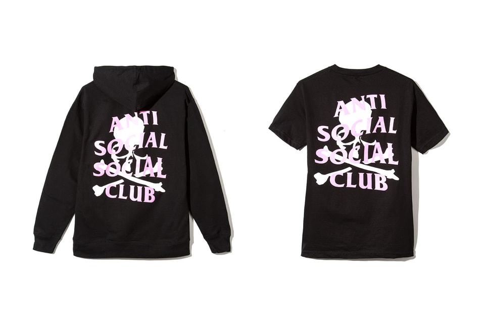 bda64de32f91 Anti Social Social Club x mastermind JAPAN 2016 Capsule Collection ...