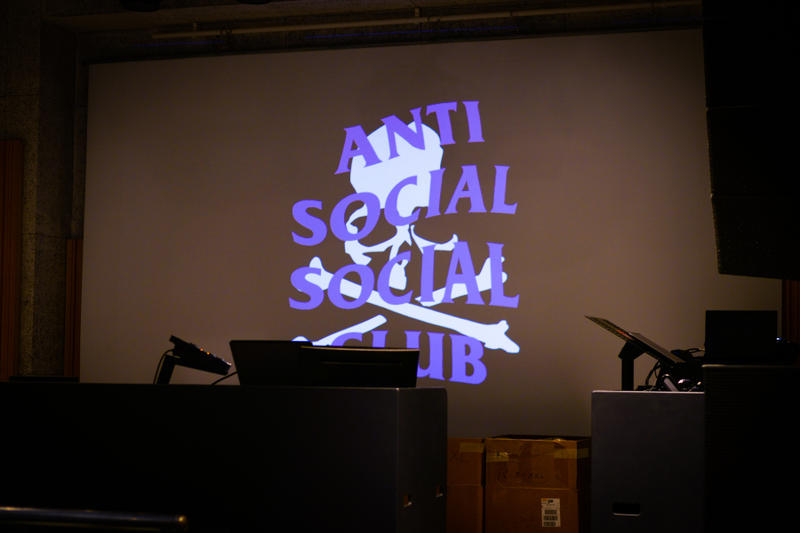 Anti Social Social Club x mastermind JAPAN Tokyo Pop-Up