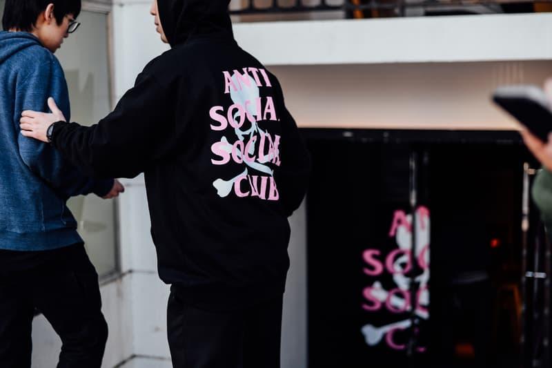 Anti Social Social Club x mastermind JAPAN Tokyo Streetstyle