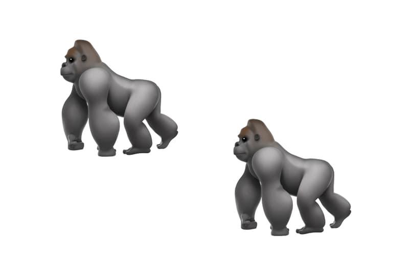 "Apple Releases New ""Harambe"" Emoji Gorilla Monkey Ape Cincinnati Zoo"