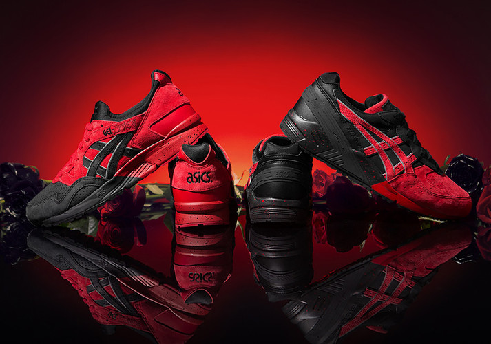 ASICS Celebrates the Running of the Bulls With New GEL-Lyte V   GEL- e96335ff0