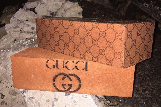 Ava Nirui Supreme Brick Gucci