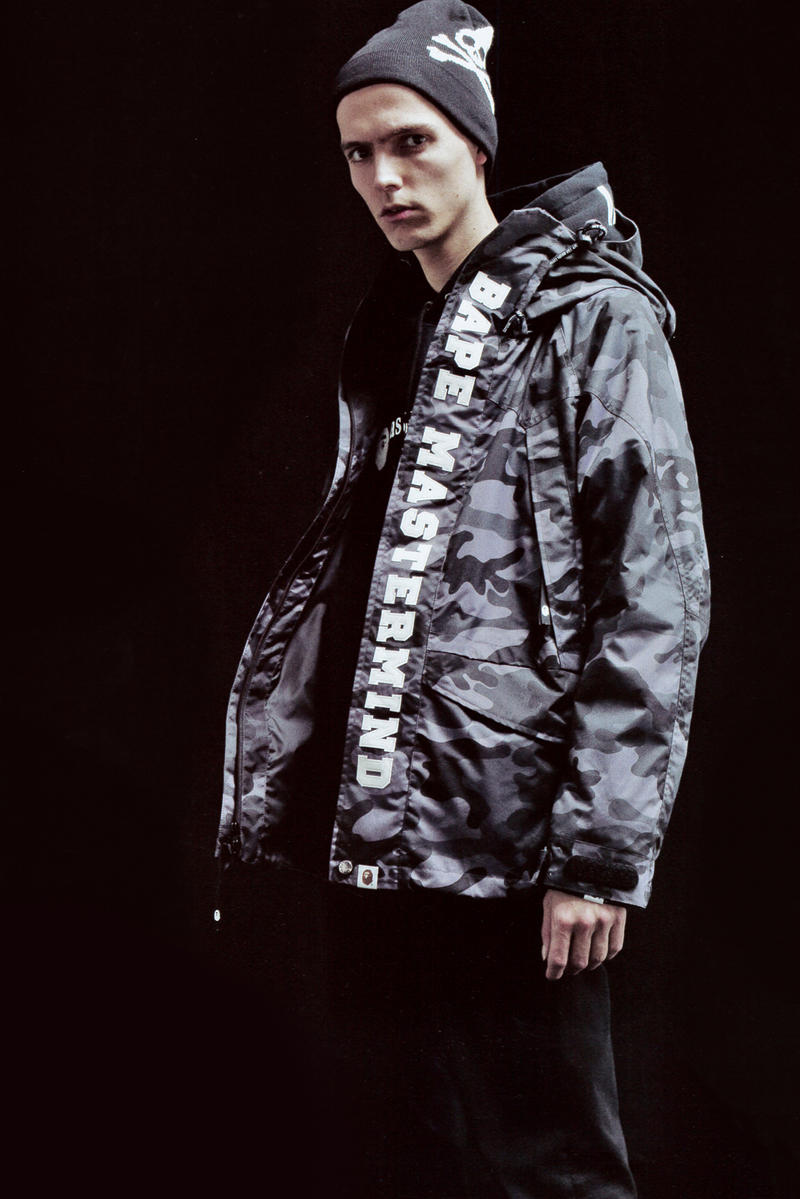A Bathing Ape BAPE Mastermind JAPAN Collaboration Collection Pricing