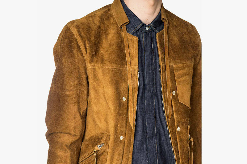 BED JW FORD Anchor Jacket