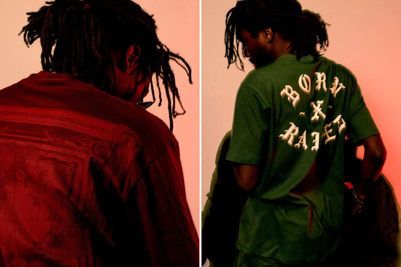 BornxRaised Lookbook 2016 Fall/Winter Holiday Drop