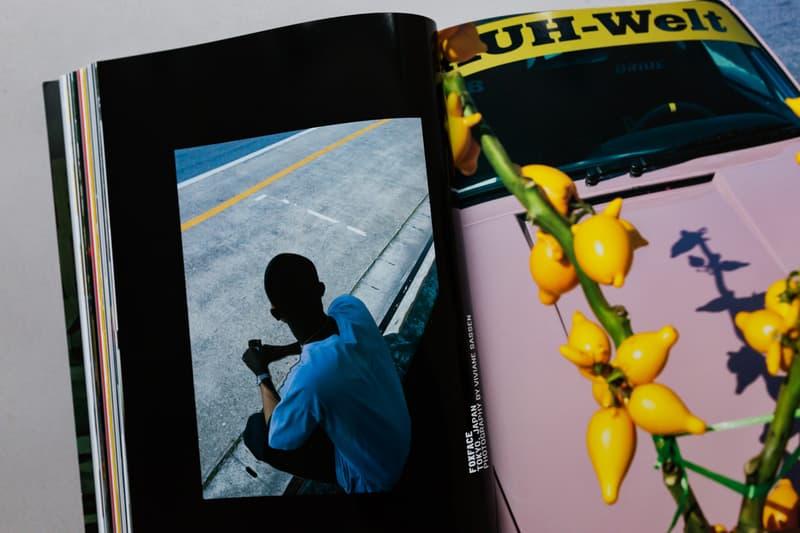 Frank Ocean Boys Don't Cry Magazine