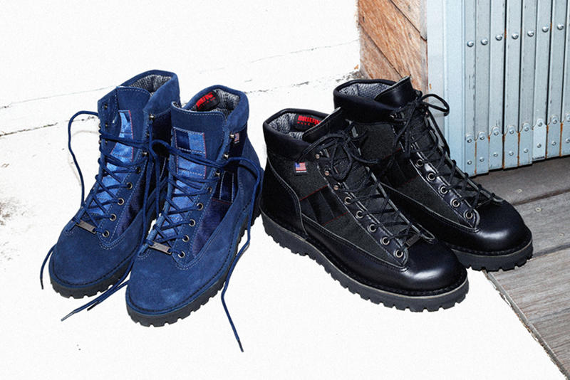 BRIEFING x Danner x Beams Plus Collection