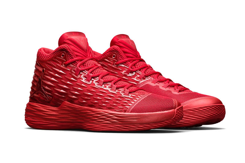 e677f2e78c39 Carmelo Anthony to Debut an All-Red PE Jordan Melo M13 on Christmas ...