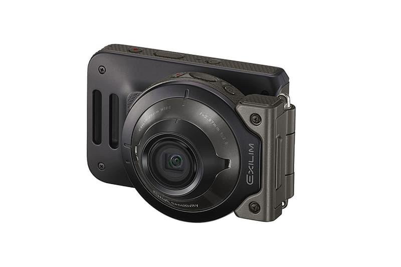 Casio Exilim Ultra Low Light Detachable Camera