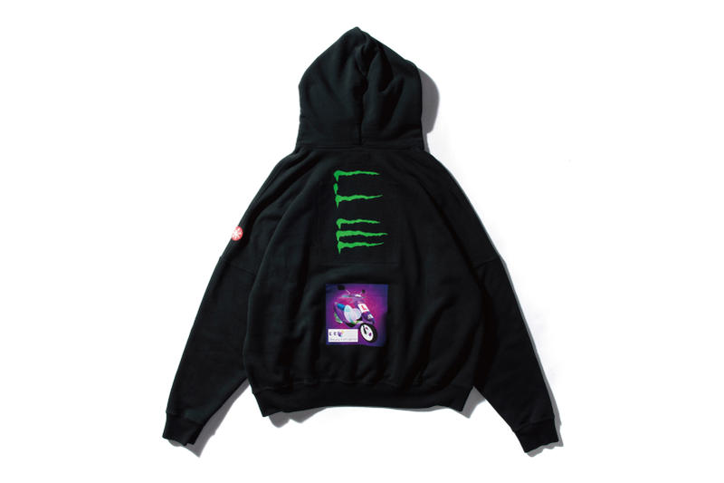 Cav Empt LAB Taipei Pop-Up T-shirt Hooded Top Collaboration