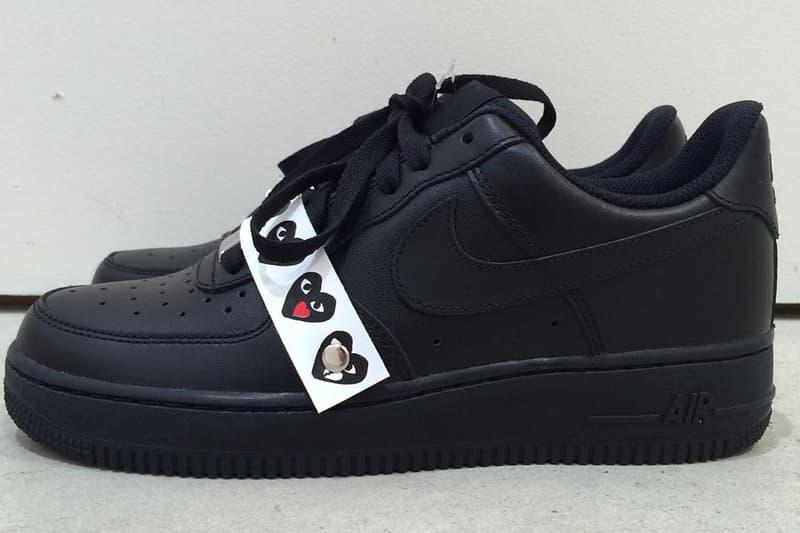 COMME des GARCON CDG Nike Air Force 1 AF1