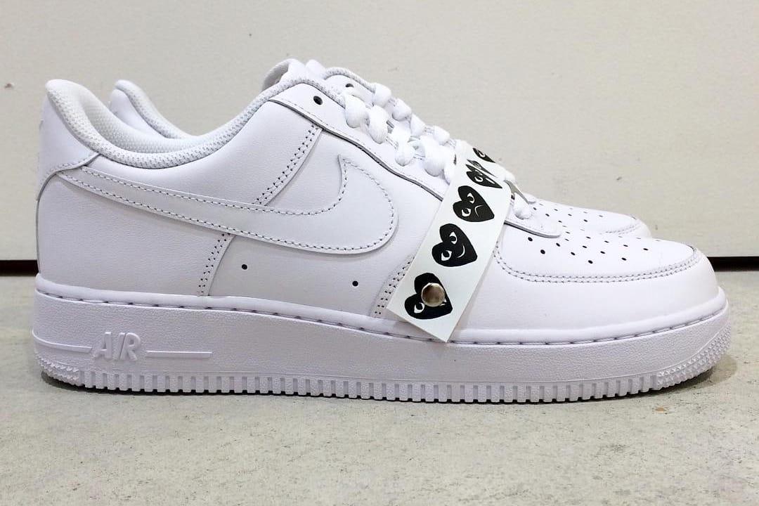 COMME des GARCONS Nike Air Force 1
