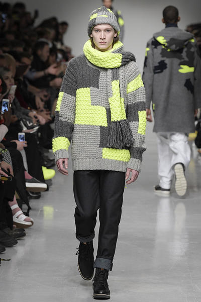 Christopher Raeburn 2017 Fall Winter Collection Runway Shows London Fashion Week Men's