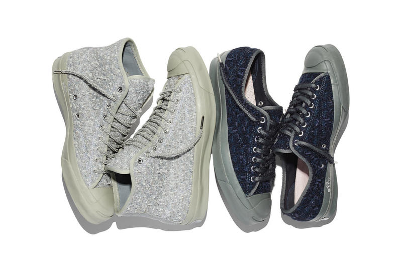 c135c1d474ce BUNNEY x Converse Jack Purcell Signature Collection