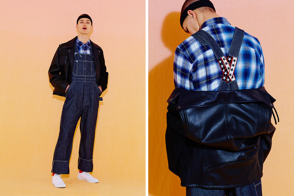 CONVERSE TOKYO ONE 2017 Spring/Summer Collection Lookbook