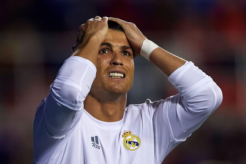 Cristiano Ronaldo Tax Evasion Scandal